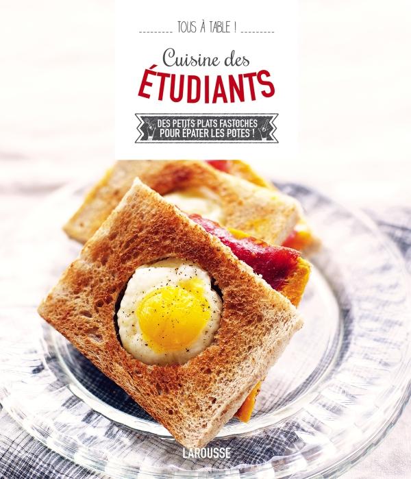 Cuisine des tudiants editions larousse - Dictionnaire de cuisine larousse ...