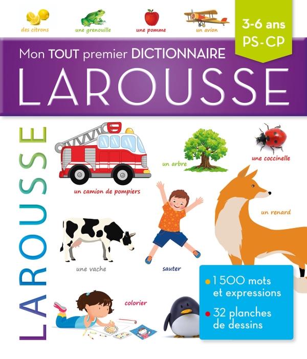 mon tout premier dictionnaire larousse editions larousse. Black Bedroom Furniture Sets. Home Design Ideas