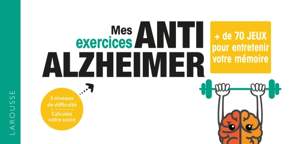 Mes exercices Anti-Alzheimer