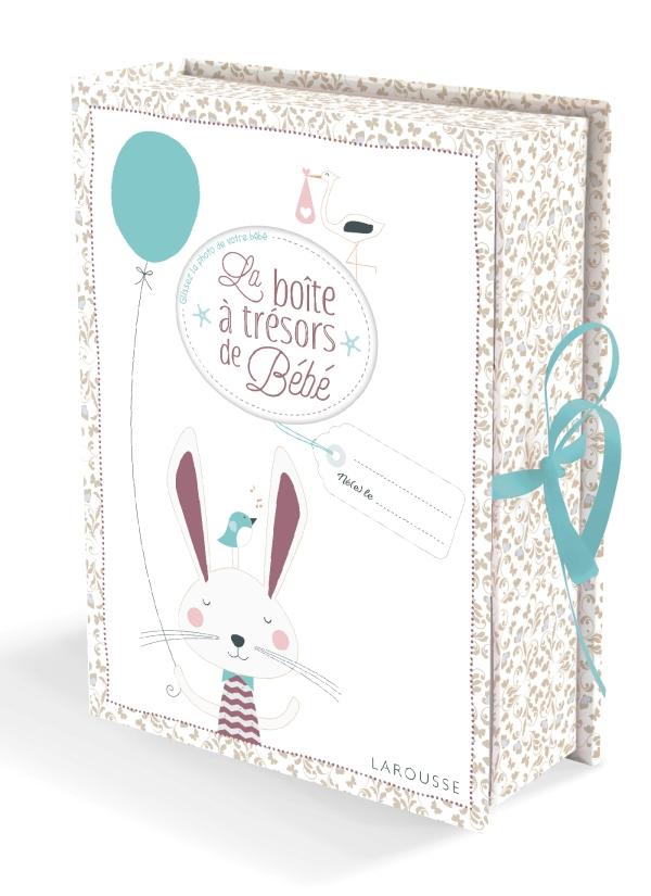 La boîte à trésors de bébé