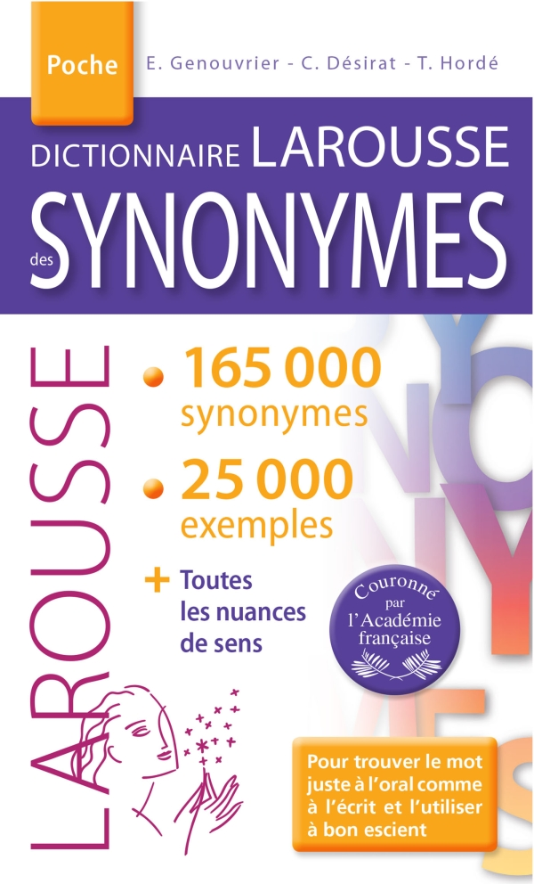 Dictionnaire Synonyme