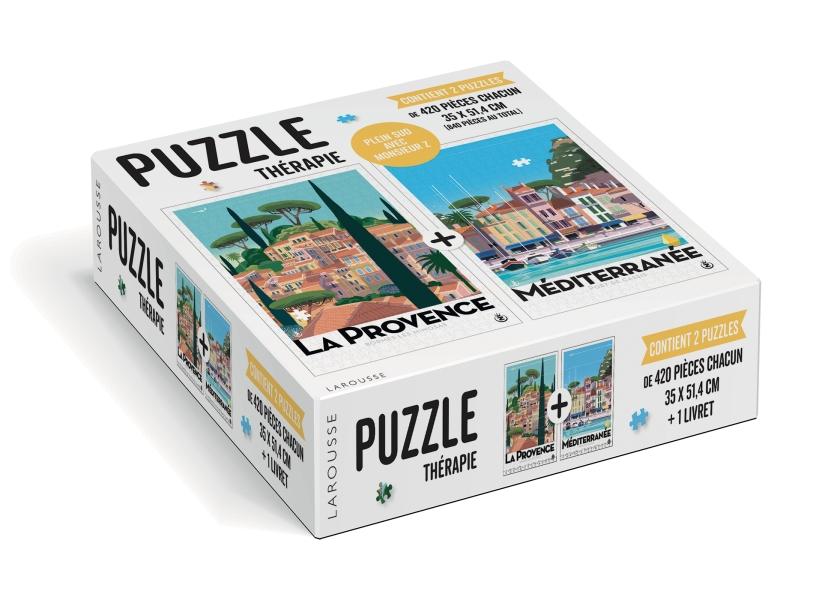 Puzzle Plein Sud avec Monsieur Z