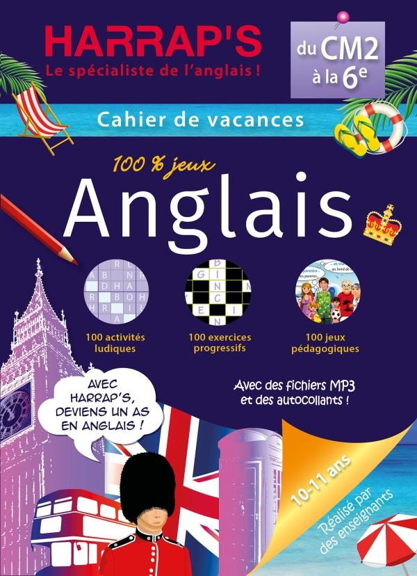 Harraps Cahier de Vacances CM2