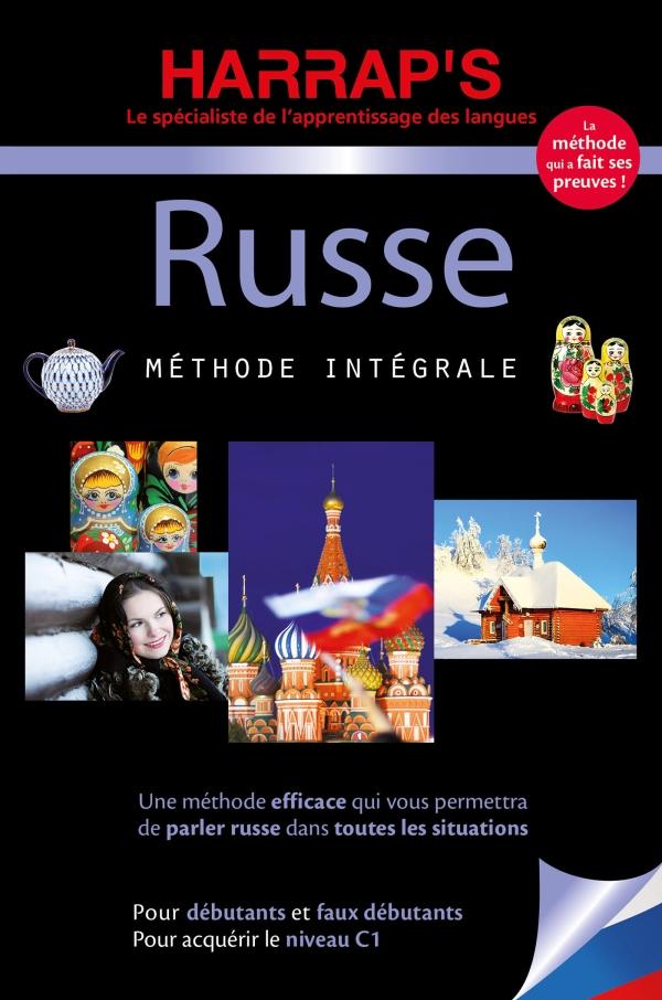 Harrap's méthode intégrale russe - livre