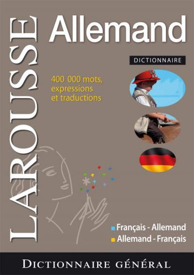 Général Français-Allemand/Allemand-Français
