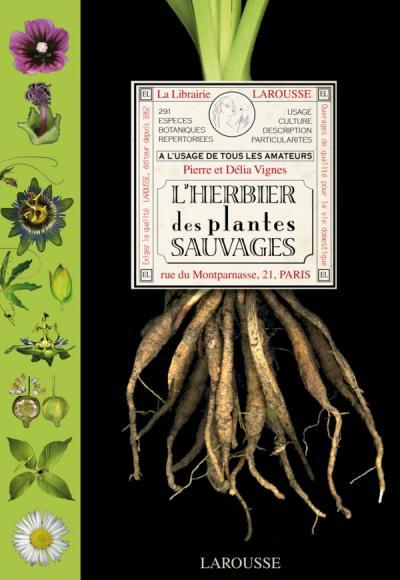 L'Herbier des plantes sauvages - nouvelle édition