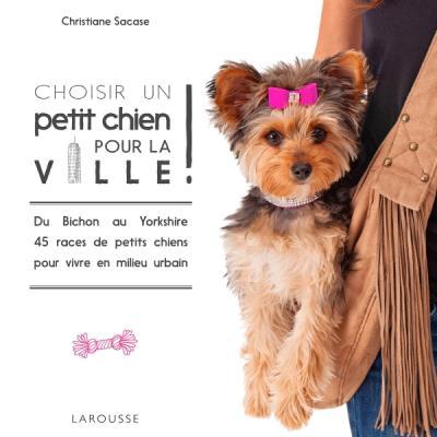 Choisir un petit chien pour la ville