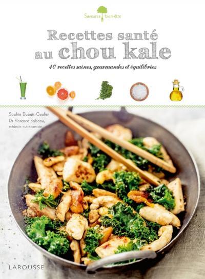 Recettes santé au chou kale