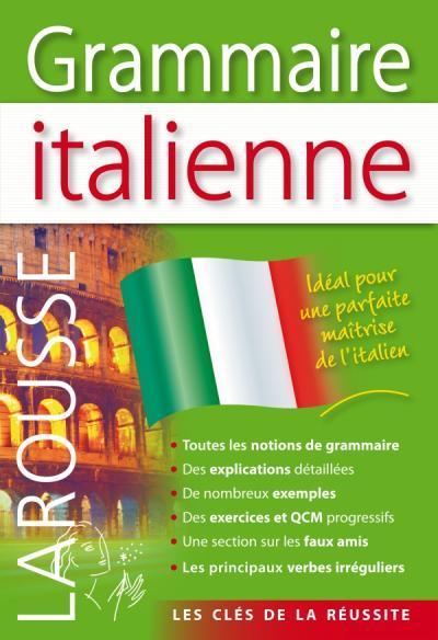Grammaire italienne