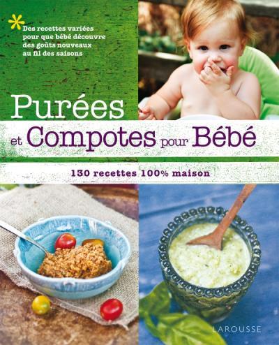 Purées et compotes pour bébé