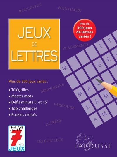 Maxi jeux de lettres
