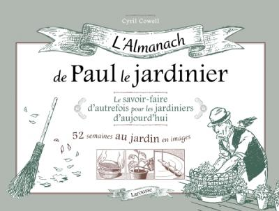 L'almanach de Paul le jardinier