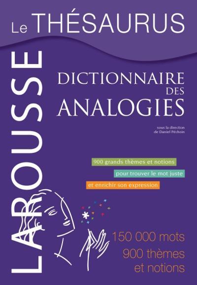 Le Thésaurus - Dictionnaire des Analogies