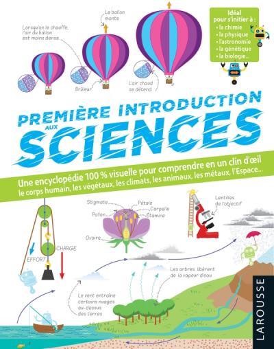 Première introduction aux sciences