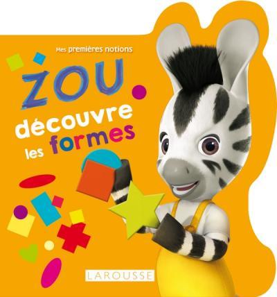 Zou découvre les formes