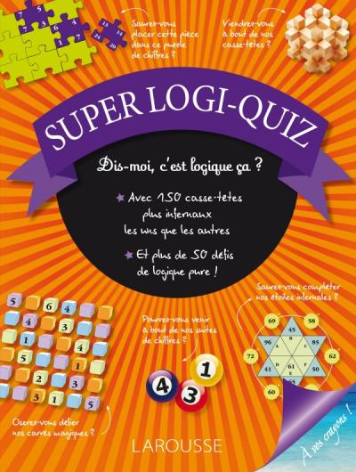 Super logi-quiz