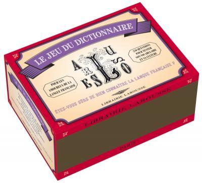 Coffret le jeu du dictionnaire