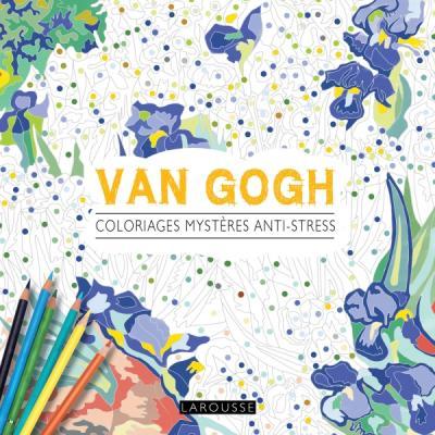 Coloriages mystères Van Gogh