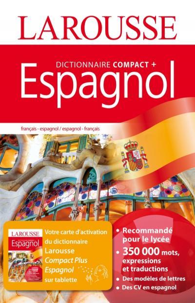 Compact Plus français espagnol 2 en 1
