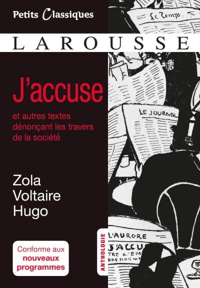 """""""J'accuse"""" et autres textes citoyens"""