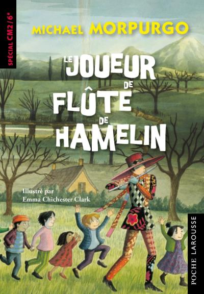 Le joueur de Flute de Hamelin - Morpurgo