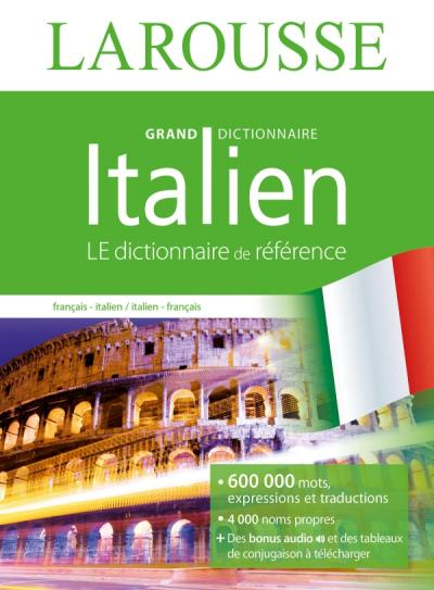 Grand Dictionnaire Francais Italien