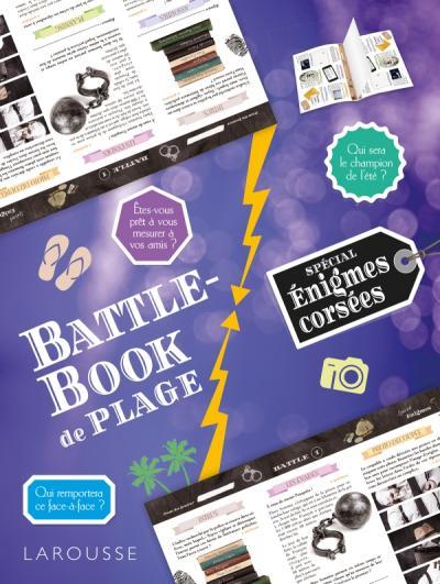 Mon battle book de plage spécial Enigmes