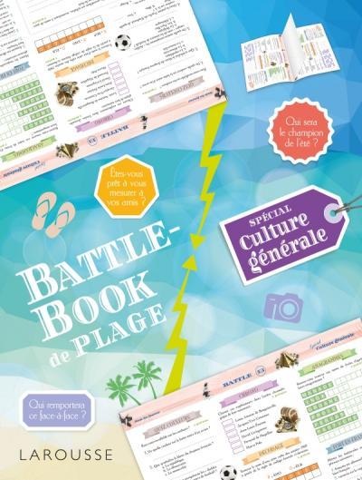 Mon battle book de plage sp Culture générale
