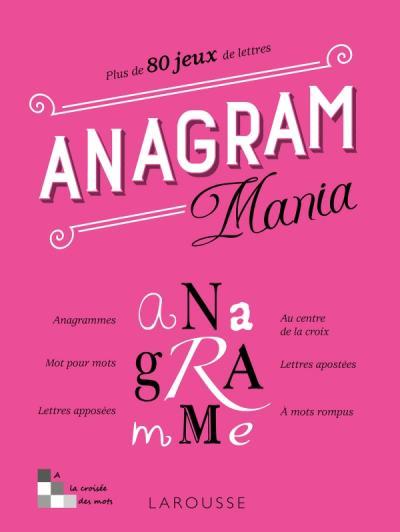 Anagram-mania