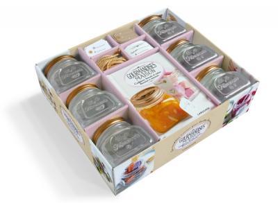 Gourmandises maison -  Confitures, biscuits & autres douceurs à savourer