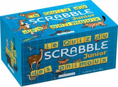 Le Quiz Scrabble Junior des animaux