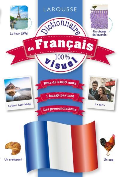 Dictionnaire Visuel De Francais Editions Larousse