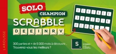Scrabble Solo Champion