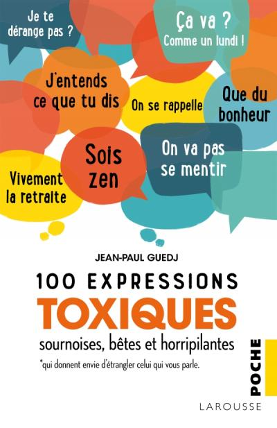 100 expressions toxiques