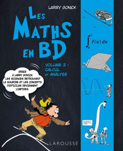 Les maths en BD volume 2 calcul et analyse