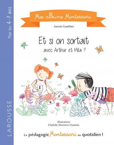 Mes albums Montessori - Si on sortait ?