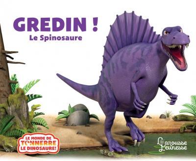 Gredin, le Spinosaure