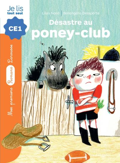 Désastre au poney-club