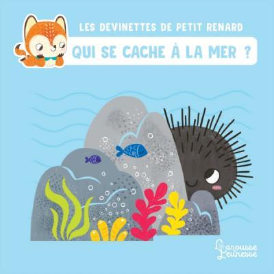 Qui se cache à la mer ? - Les devinettes de Petit Renard