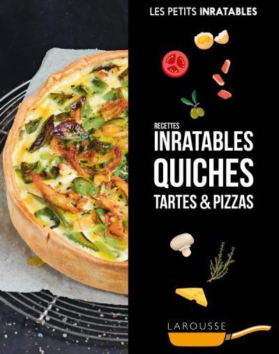 larousse des tartes et quiches pizzas