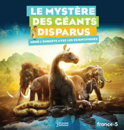 Le Mystere Des Geants Disparus