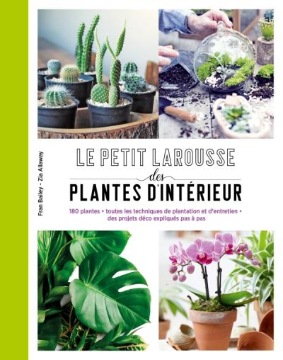 petit larousse des plantes d 39 int rieur editions larousse. Black Bedroom Furniture Sets. Home Design Ideas