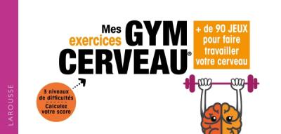 Mes exercices Gym cerveau