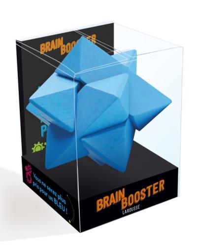 Brain booster/bleu