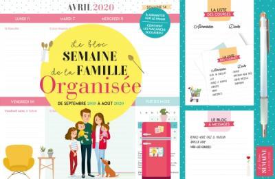Le Bloc semaine de la famille organisée