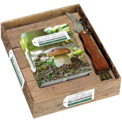Coffret Le Larousse des champignons
