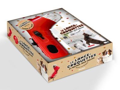 Le lance-croquettes et autres jeux malins