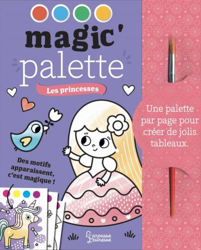 Magic'palette : les princesses