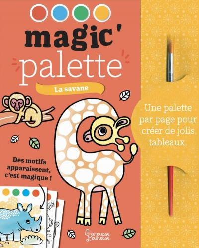 Magic'Palette : la savane