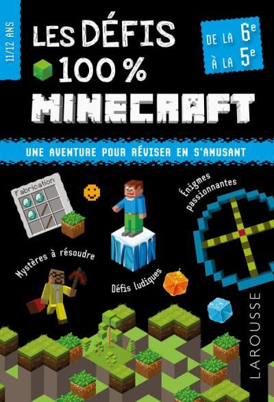 Les DEFIS 100 % Minecraft